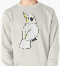 Sulfur Crested Cockatoo Pullover