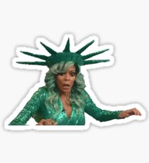 Wendy Williams Fainting Sticker