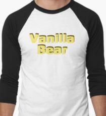 Scrubs Vanilla Bear Men's Baseball ¾ T-Shirt