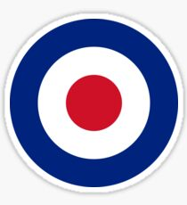RAF - Royal Air Force WWII Vintage Sticker