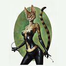 The Royal Cats' Girlfriend Feline by Ldarro