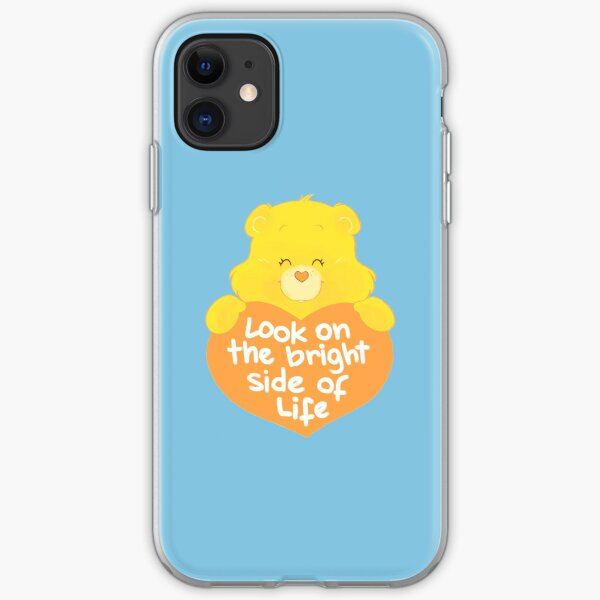Funshine Bear's heart iPhone Soft Case
