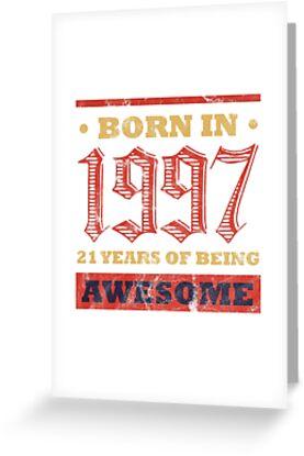 21 Year Old Birthday Gift