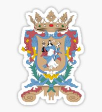 Seal of Guanajuato State, Mexico Sticker