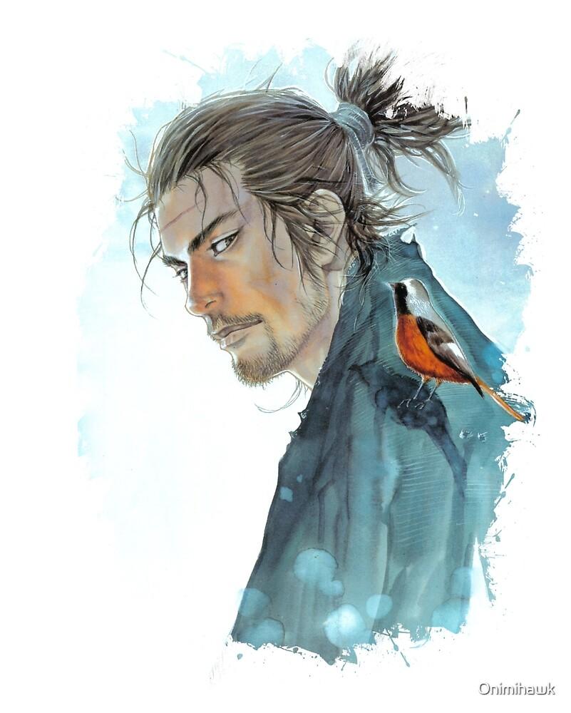 "Vagabond Vs Shishido Baiken By Takehiko Inoue T: ""Vagabond - Musashi Miyamoto"" By Onimihawk"