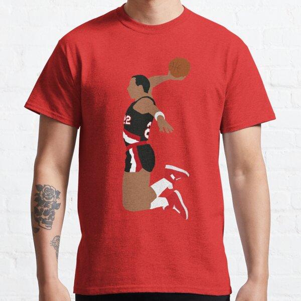 Clyde Drexler Dunk Classic T-Shirt