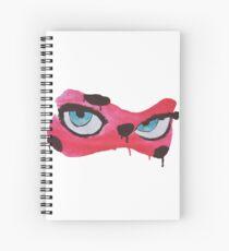 Miraculous Ladybug Spiral Notebook
