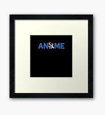 """Anime"" Pokemon - Ash Ketchum Framed Print"