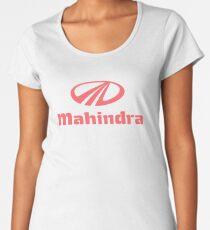 MAHINDRA Women's Premium T-Shirt