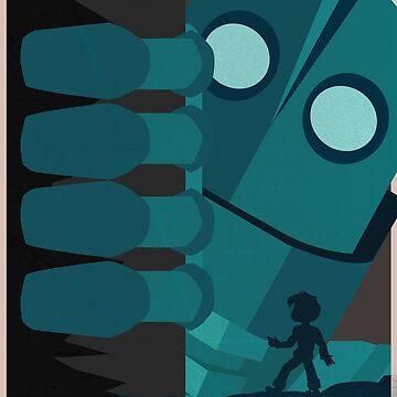 The Iron Giant by Yoash