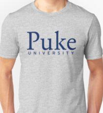 Duke Puke University T-Shirt