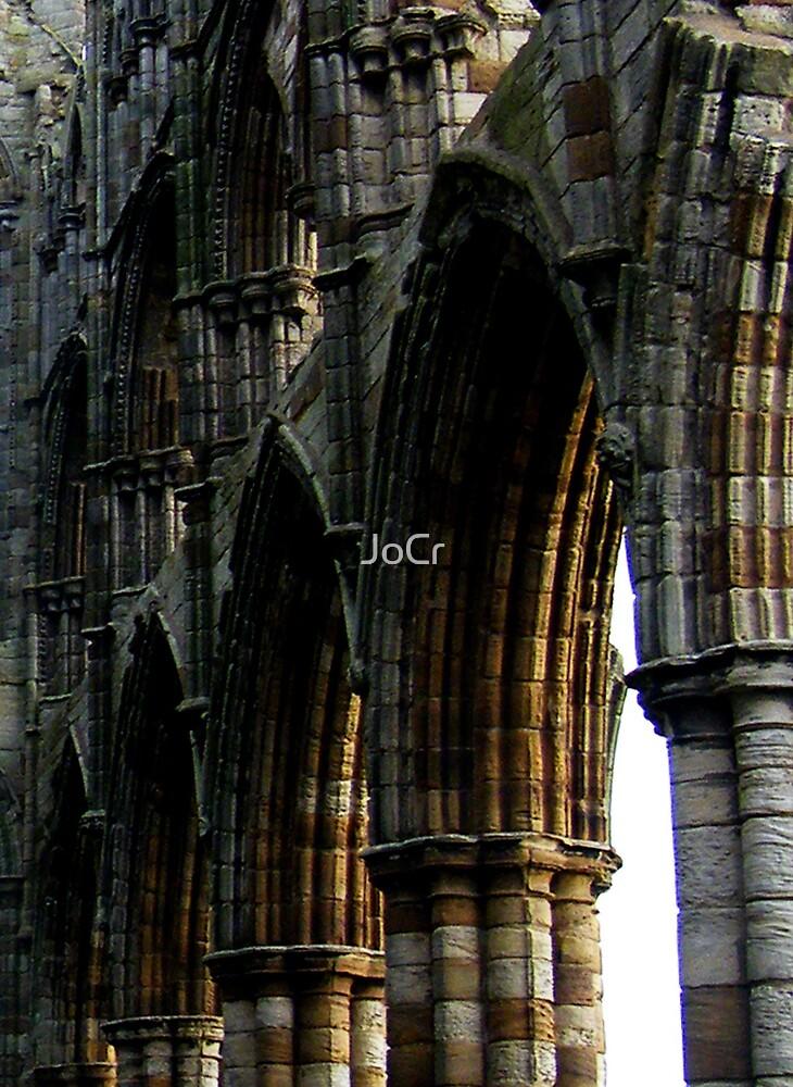 Whitby Abbey x10 by JoCr
