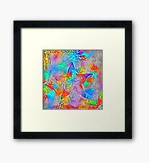 SeaStar Framed Print
