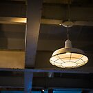 Old Hanging Light by Reese Ferrier
