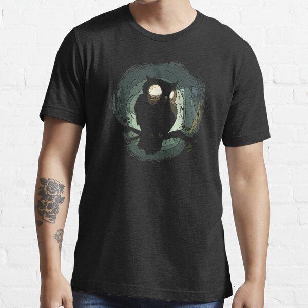 NIGHT OWL Essential T-Shirt