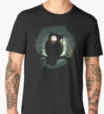 NIGHT OWL Men's Premium T-Shirt
