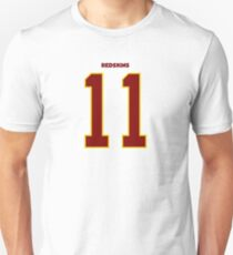 Alex Smith Washington Redskins Unisex T-Shirt