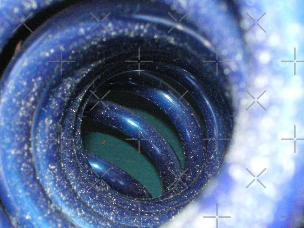 Down Blue by Rebekah  McLeod