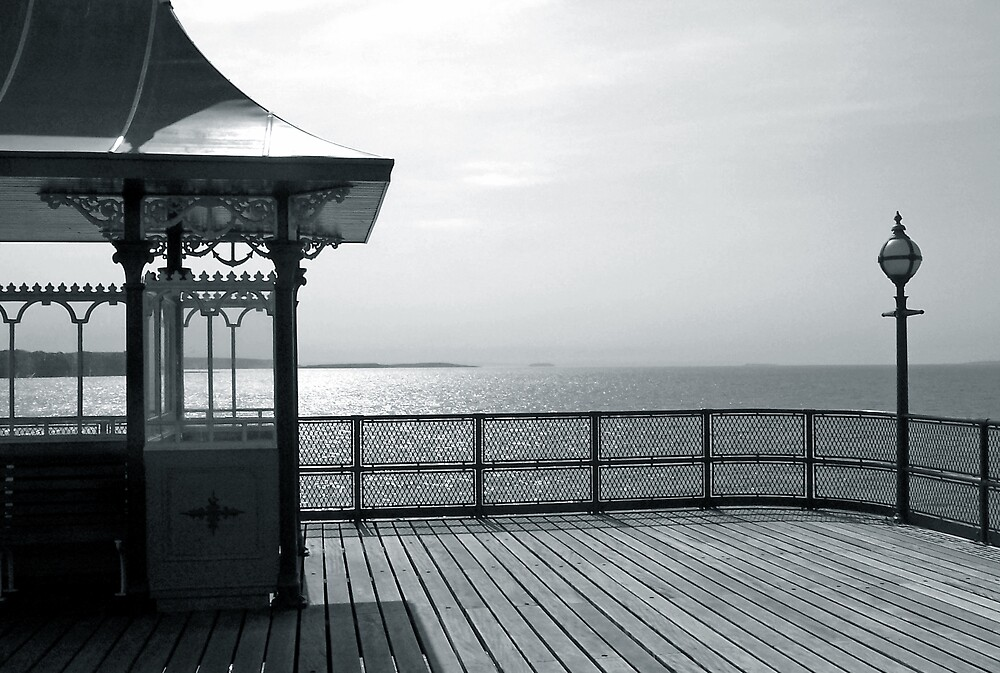 The Pier by CatharineAmato