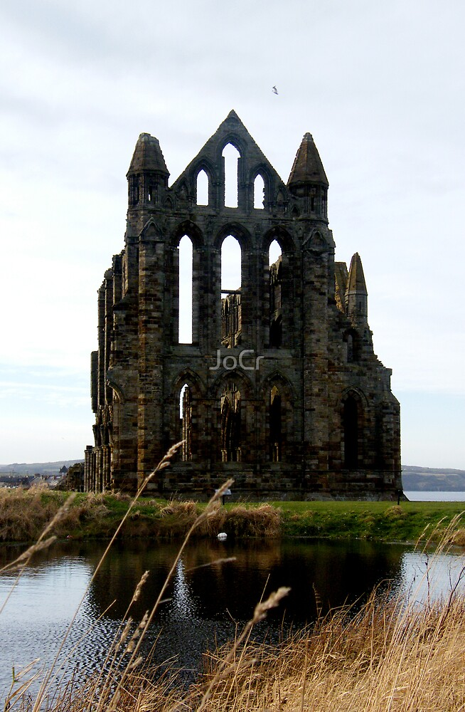 Whitby Abbey x11 by JoCr