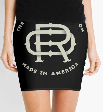 American State of Oregon Monogram OR Mini Skirt