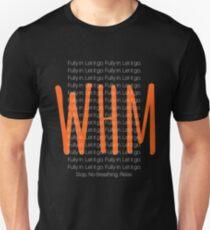 Wim 'Iceman' Hof Methode inspiriert Gear und Bekleidung - atme vollständig ein, loslassen. Slim Fit T-Shirt