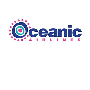 Oceanic Airlines by garigots