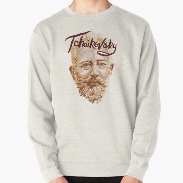 Tchaikovsky - classical music composer Pullover Sweatshirt