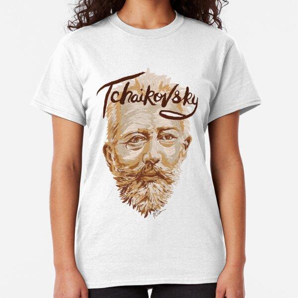Tchaikovsky - classical music composer Classic T-Shirt