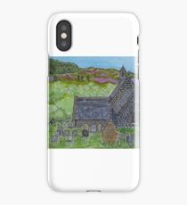 Northumberland Church iPhone Case/Skin