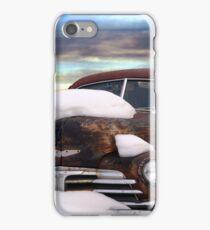 Rusty Car iPhone Case/Skin