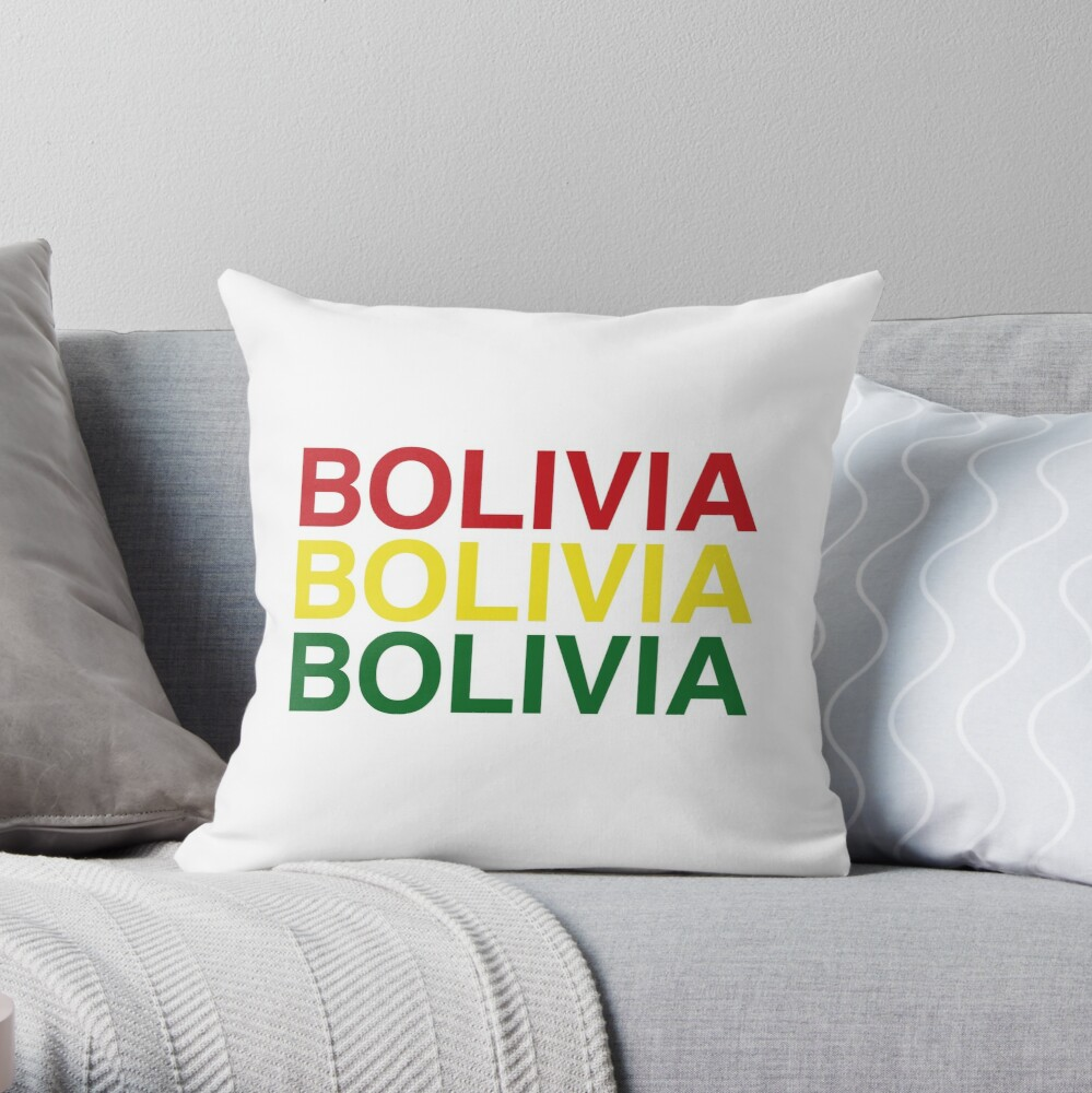 BOLIVIA Dekokissen