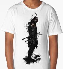 Armored Samurai Long T-Shirt