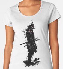 Armored Samurai Women's Premium T-Shirt