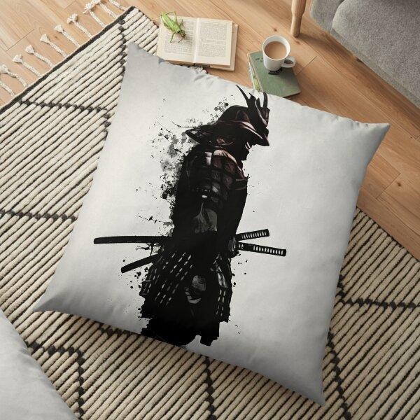Armored Samurai Floor Pillow