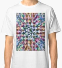 Freedom Nude Woman Abstract Classic T-Shirt