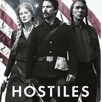 hostiles movie by 3rdeyegirl