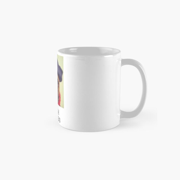 French Coolness bunt Tasse (Standard)
