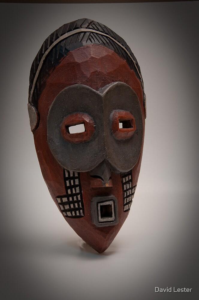 Native Mask by David Lester