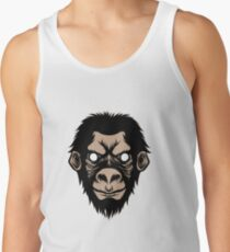Planet of apes Tank Top
