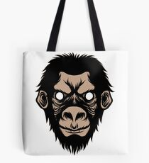 Planet of apes Tote Bag