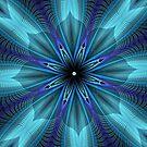 Aqua World by Barbara A Lane