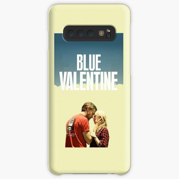 blue valentine Samsung Galaxy Snap Case