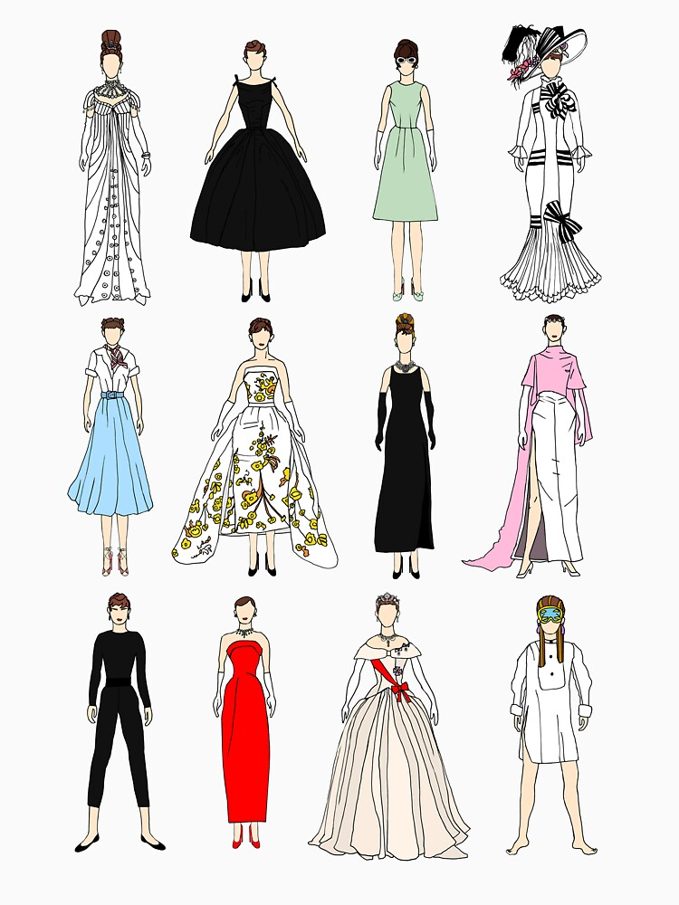Outfits of Eliza Sabrina Fashion by notsniwart