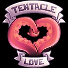 We love Tentacles - pink by seviesphere