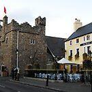 Goat Castle and Queen's Pub by Nancy Huenergardt