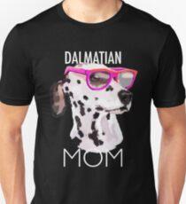 Dalmatian Mom Dog Unisex T-Shirt