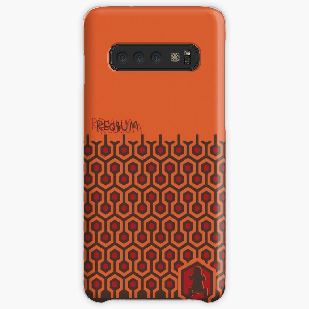 The Shining Floor Pattern Minimalist Case & Skin for Samsung Galaxy