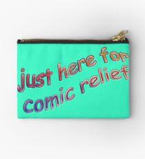 Comic Relief Studio Pouch
