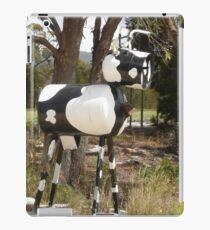 Cow Mail iPad Case/Skin